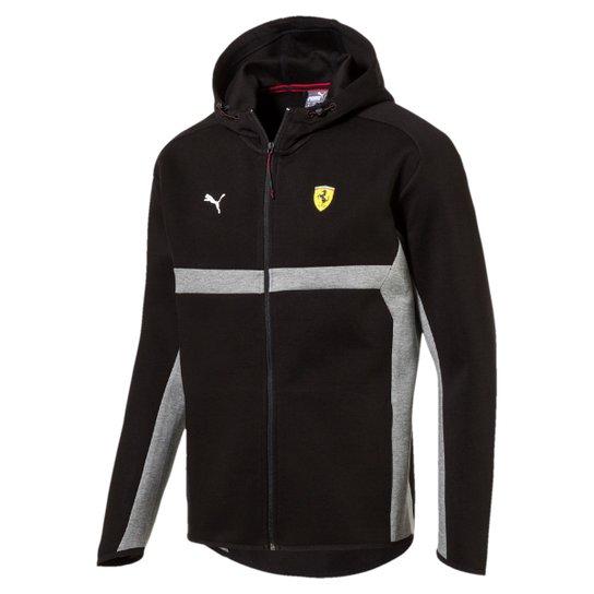 1e0f4b678 Jaqueta Puma Scuderia Ferrari Hooded Sweat Masculina | Netshoes