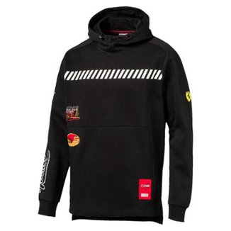 Moletom Puma Scuderia Ferrari Street Masculino e77eec5bdf2