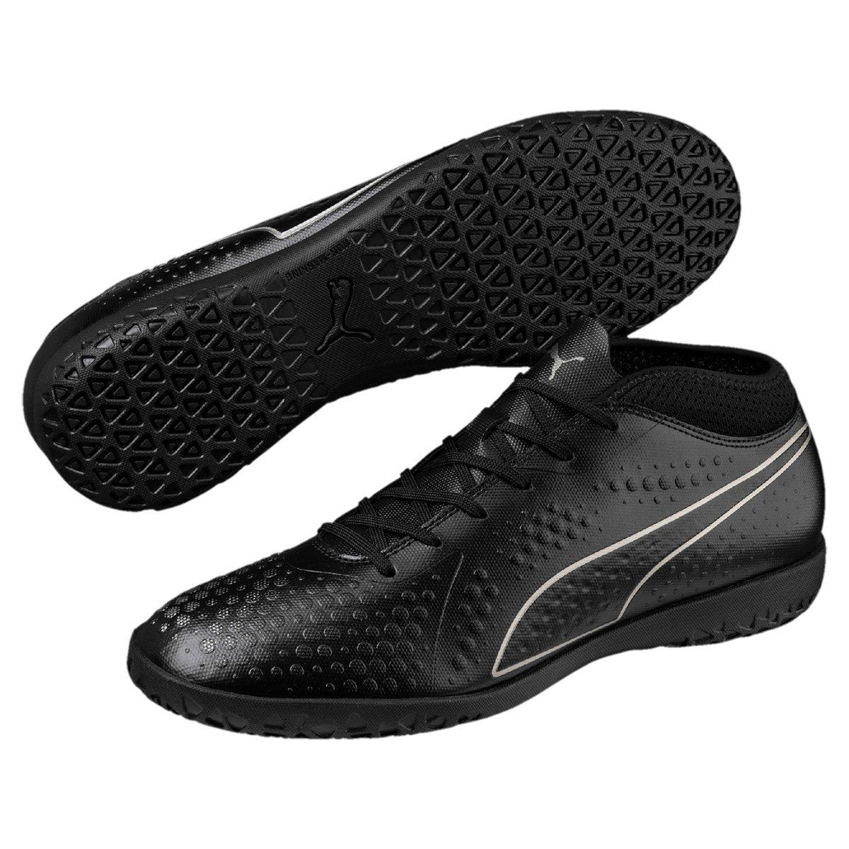 a987ce2795 Chuteira Futsal Puma One 4 Syn IT BDP