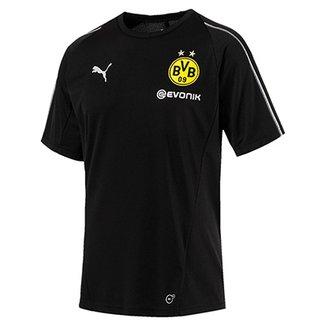 79af4e0d29 Camisa de Treino Borussia Dortmund 18 19 s n° Puma Masculina