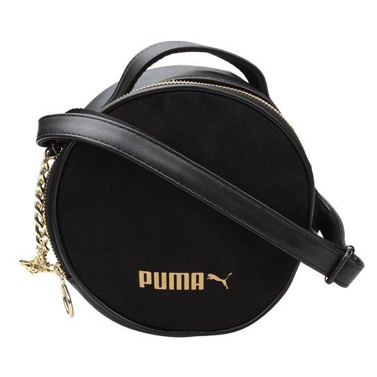 Bolsa Puma Mini Bag Prime Premium Round Case Feminina - Compre Agora ... 30cb02545f5