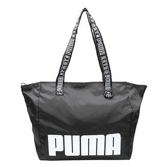 449eb59d42b Bolsa Puma Tote Shopper Prime Street Large Feminina