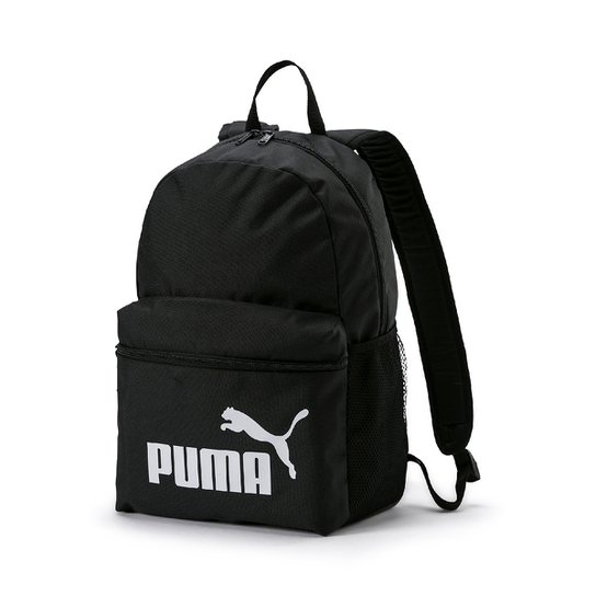Mochila Puma Phase Backpack - Preto - Compre Agora  ca88f9964fa