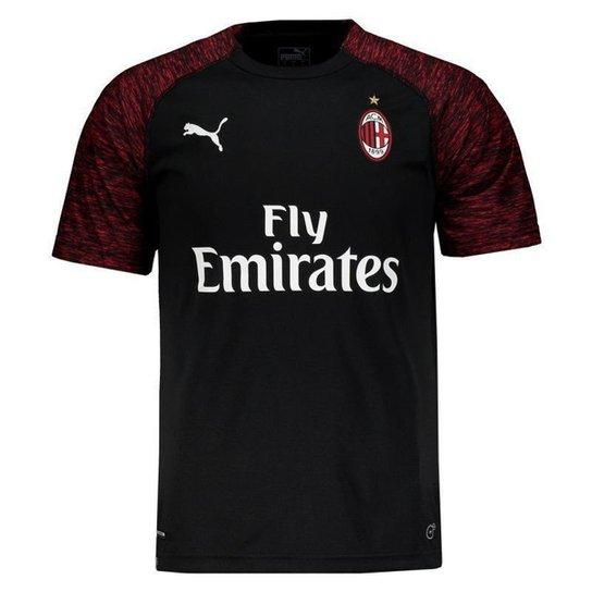 6fdbe4a3efc Camisa Puma Milan Third 2019 N°9 Higuain Masculina - Compre Agora ...