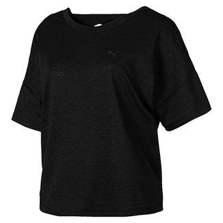 Compre Camiseta Feminina Puma Online  65996b4a15552