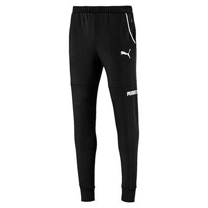 Calça Moletom Puma Tec Sports Pants Masculina