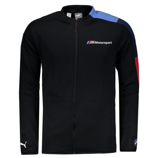c86323ff370b7 Jaqueta Puma BMW Motorsport T7 Track Masculina | Netshoes
