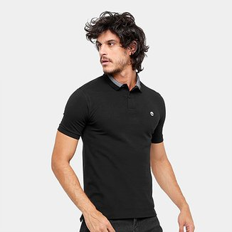 861c3744f7 Camisa Polo Timberland Slim Millers Masculina