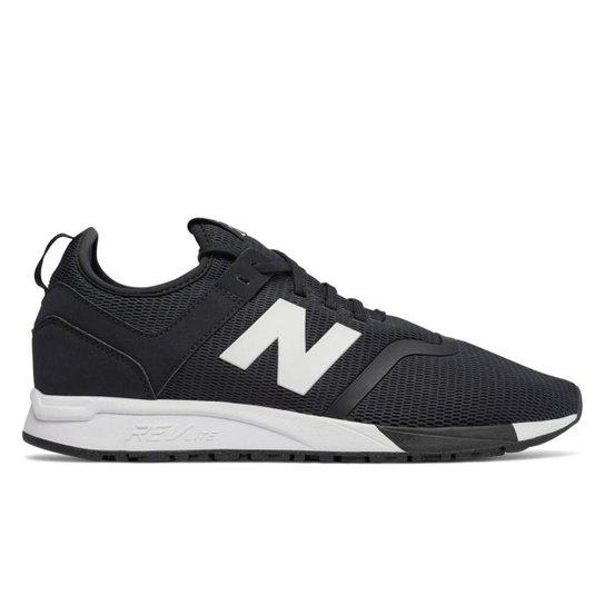 5ba003d080 ... 919de83d7fc Tênis New Balance 247 REVlite - Preto - Compre Agora  Netshoes ...