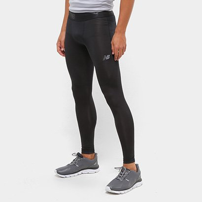Calça Legging New Balance Challenge Tight Masculina