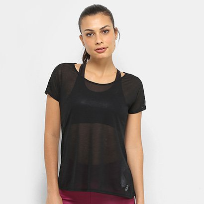 Camiseta Asics Workout Feminina