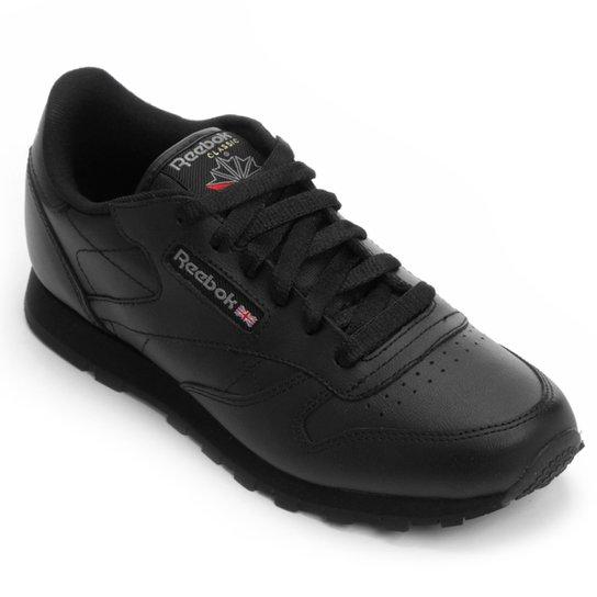 1f0e5cb929 Tênis Reebok Classic Leather Infantil | Netshoes
