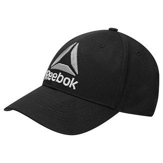 2351c52a823 Boné Reebok Aba Curva OS Baseball Masculino