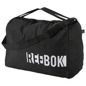 49eda295a Bolsa Reebok Found Grip · R$ 89 ...