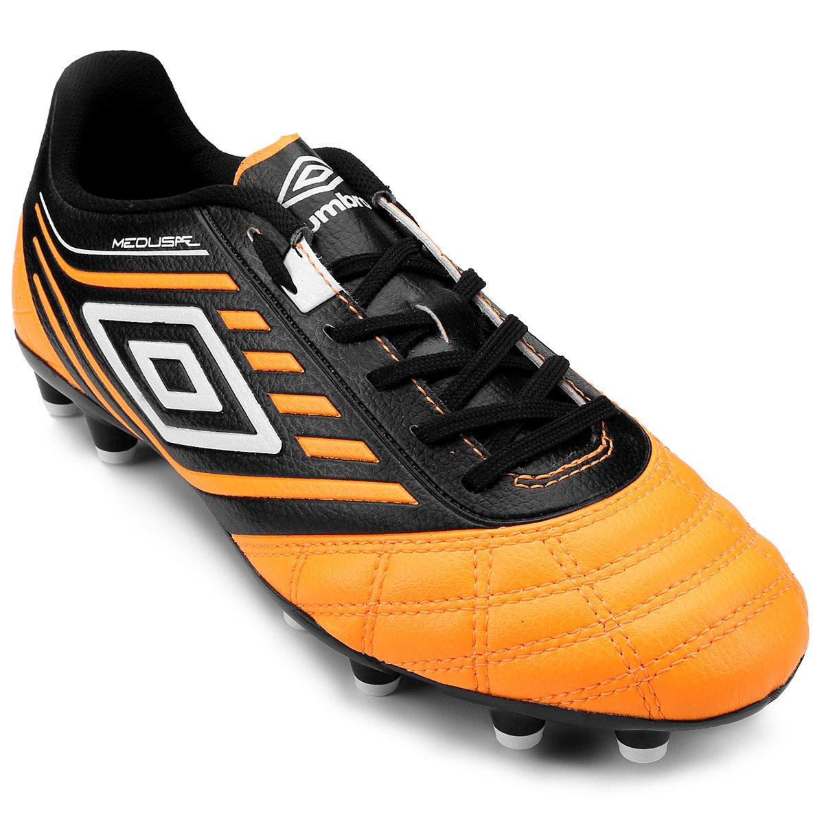 FornecedorNetshoes. Chuteira Campo Umbro Medusae Club cb87528daac4f