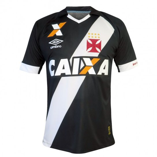 Camisa Umbro Vasco Oficial 1 2015 16 C N° 10 - Compre Agora  0a629b1180138