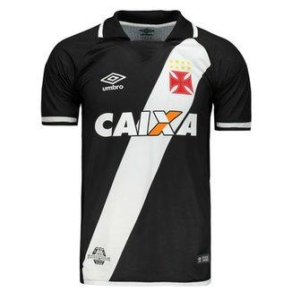 99758644e2 Camisa Umbro Vasco I 2017 Jogador com Patrocínio