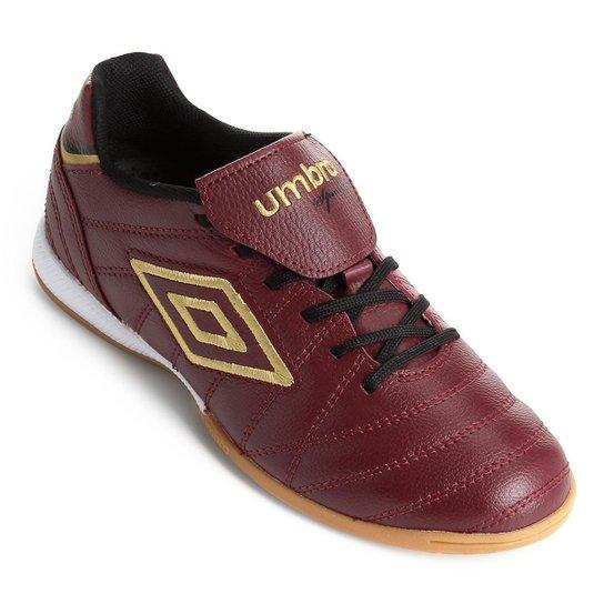Chuteira Futsal Umbro Speciali Premier - Preto - Compre Agora  450932c896fad