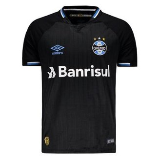 a14952d30f978 Camisa Umbro Grêmio III 2018 N° 10 Masculina