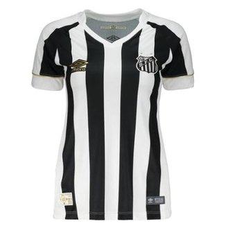 c86629c9ba Compre Camisa Feminina do Santos Futebol Clube Online