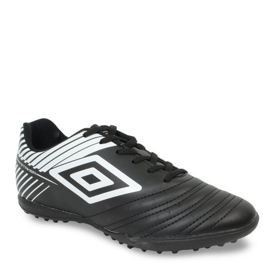 b1668ab545cfc Chuteira Umbro Striker V Society - Preto | Netshoes