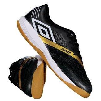 1e658a46f8 Chuteira Futsal Umbro Soul Pro
