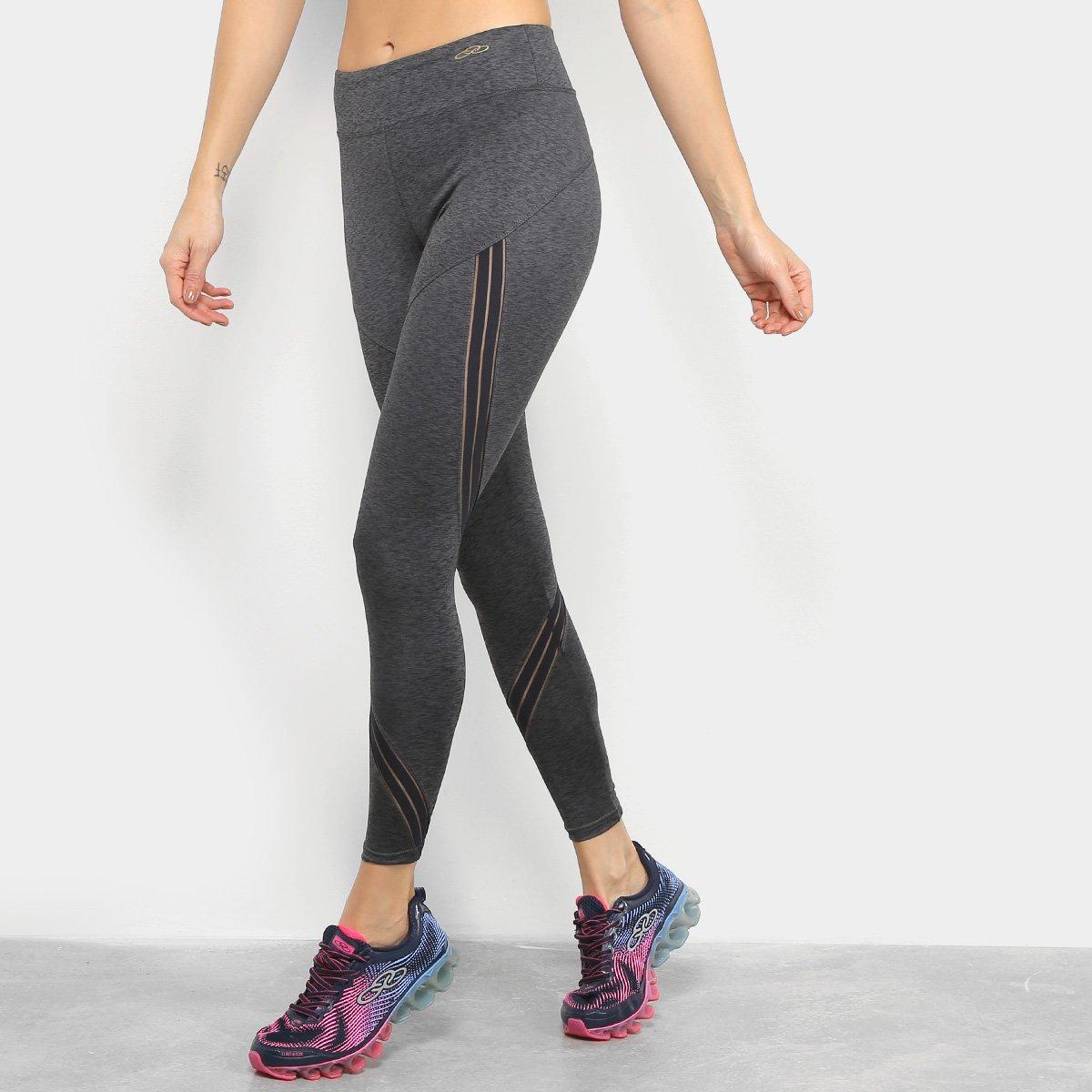Calça Legging Olympikus Fit Feminina - Tam: M