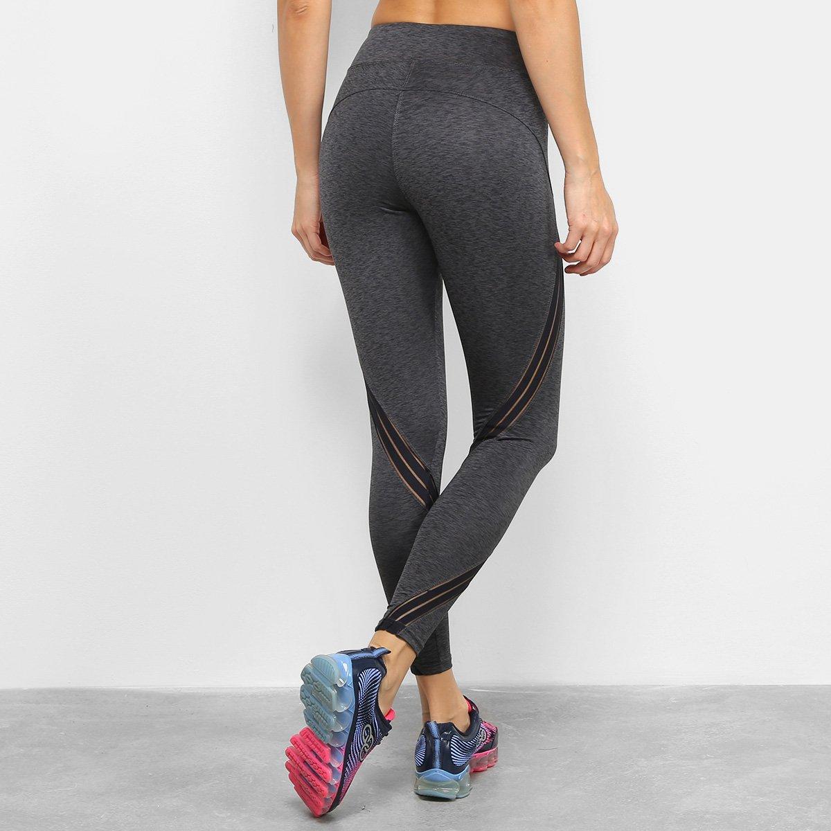 Calça Legging Olympikus Fit Feminina - Tam: M - 1