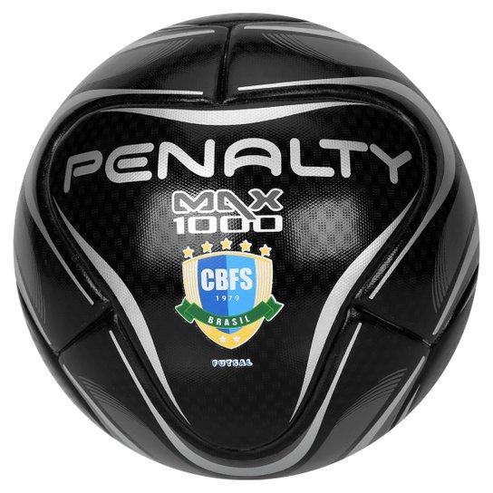 Bola Futebol Penalty Max 1000 6 Futsal - Compre Agora  63ce60a383002