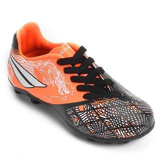 381eecd29d6 Chuteira Campo Infantil Penalty K Soccer Victoria Dragon 7