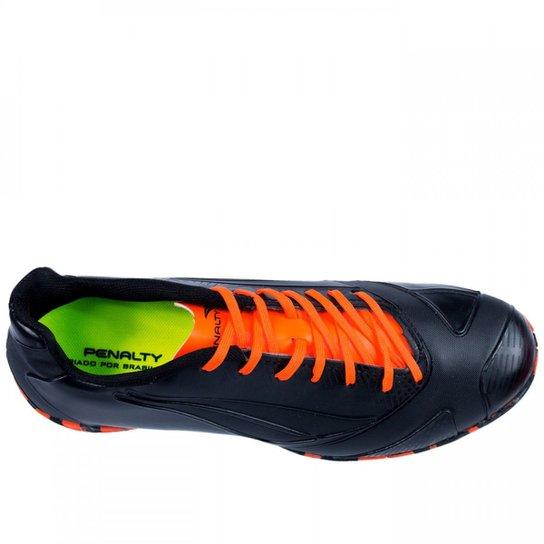 e7a03353f1 ... Chuteira de Futsal Penalty Victoria RX - Preto - Compre Agora Netshoes  a3d676e24d045e ...