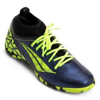 Chuteira Futsal Penalty Locker 7 Masculina 993f52d028188