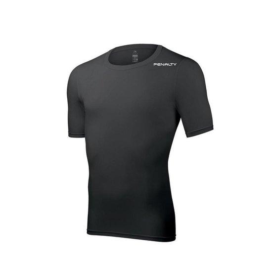 Camisa Térmica Penalty Matis Manga Curta - Compre Agora  dcaa26ad5f2a6