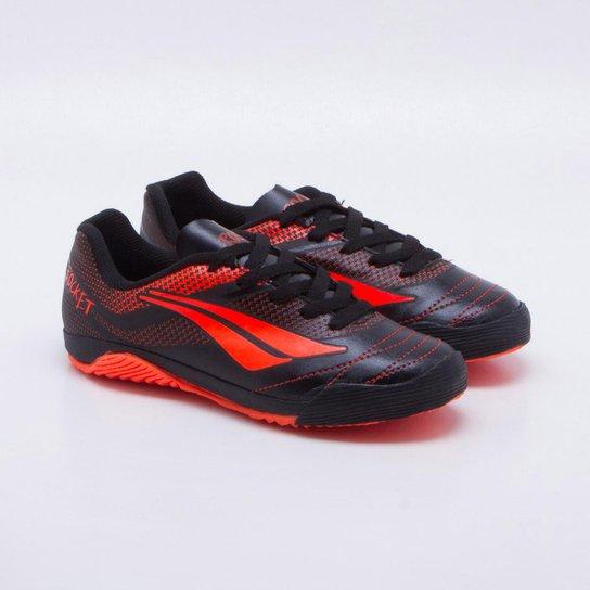 ff2bb0e751fca Chuteira Futsal Infantil Penalty ATF-K Rocket VII Masculina - Compre ...