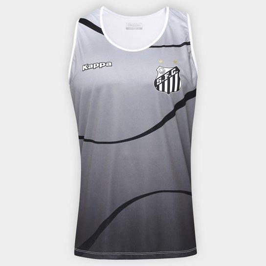 Camiseta Regata Santos Dalmo 17 Masculina - Cinza - Compre Agora ... 93742f0a4d1