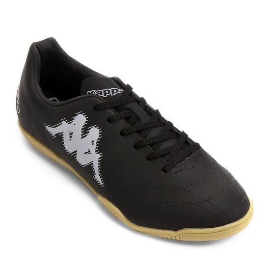 Chuteira Futsal Kappa Piave - Preto - Compre Agora  071489a039b0d
