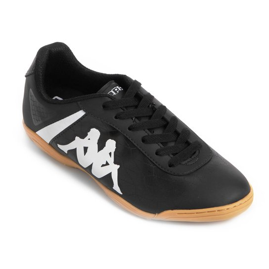 2531ef822b Chuteira Futsal Kappa Torpedo - Preto - Compre Agora
