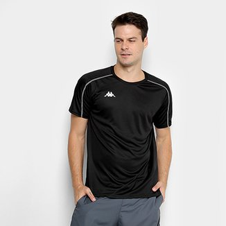Camisetas Kappa Masculinas - Melhores Preços  498ee7e7a0402