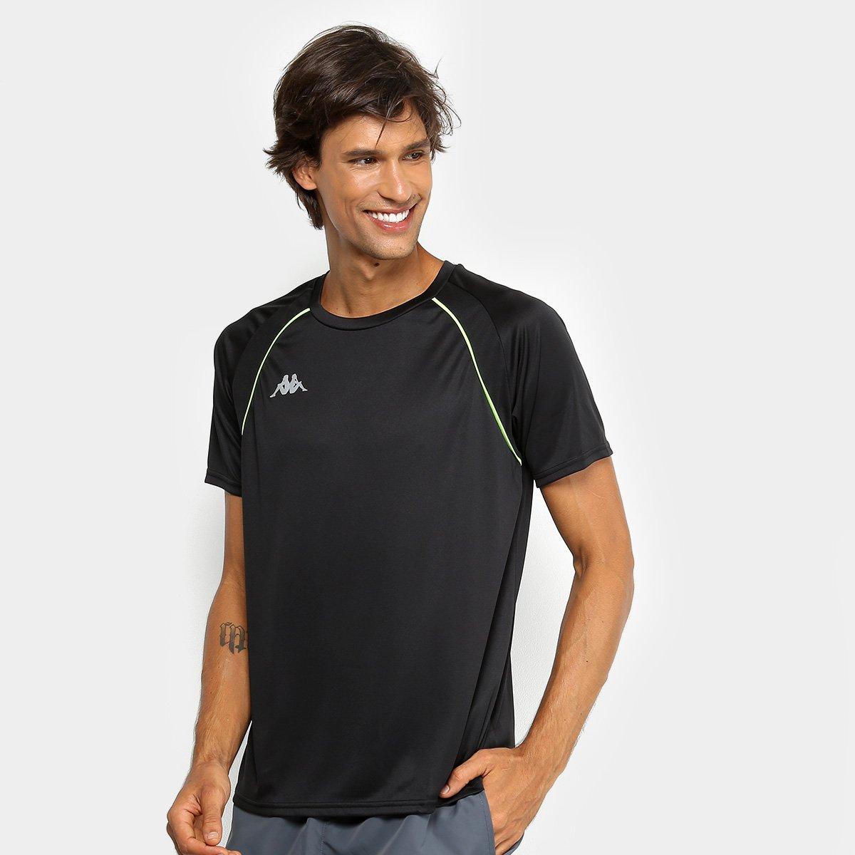 e83016e4e Camiseta Kappa Runner Masculina