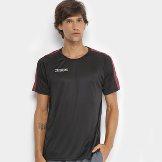 65ed176ad0c Camiseta Kappa Mangui 2.0 Raglan Masculina