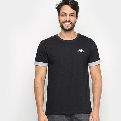 Camiseta Kappa Classic Masculina