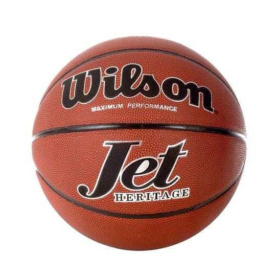 Bola Basquete Ncaa Jet Heritage - Wilson - Compre Agora  b87a5aba9e5c9