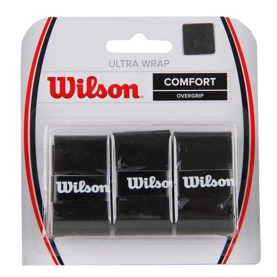Overgrip Wilson Ultra Wrap Preto - Preto - Compre Agora  ba34ac5e9f1