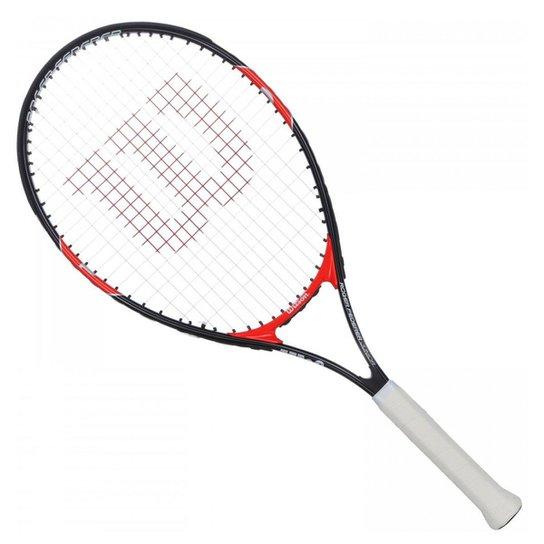 d333de182f Raquete Wilson Tennis Federer 26 Infantil - Compre Agora