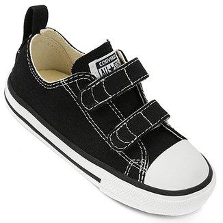 9a56a487c1 Tênis Infantil Converse Chuck Taylor All Star 2 Velcros Baby