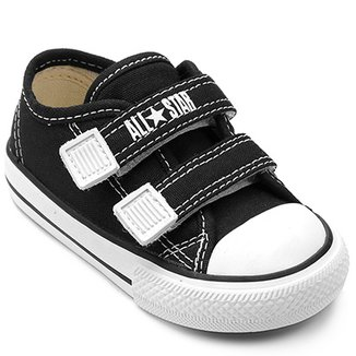 14a3195103a Tênis Infantil Converse All Star CT Border 2 Velcros Baby
