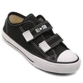 097f7ee5835 Tênis Infantil Converse All Star CT Border 2 Velcros