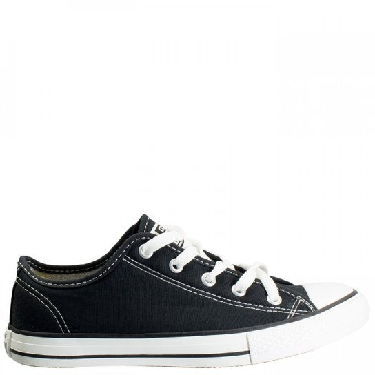 155f56d9dc Tênis Infantil Converse All Star CT AS Core Ox - Preto - Compre ...