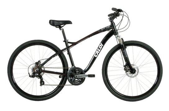 653c193ae Bicicleta aro 700 Caloi Easy Rider 2017 - Preto - Compre Agora ...