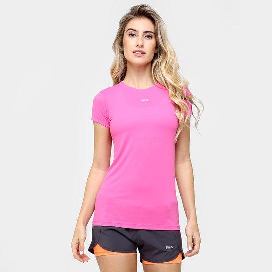 09ed023bdd Camiseta Fila Basic Light 2 Feminina - Compre Agora